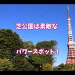 芝公園はパワースポット♡恋愛運アップや縁結びの効果は?